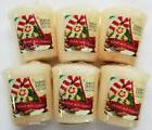 Yankee Candle Votives: COOKIES FOR SANTA Wax Melts Lot of 6