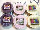 Yankee Candle Wax Melt Tarts Jelly Bean - Bunny Cake - Marsh