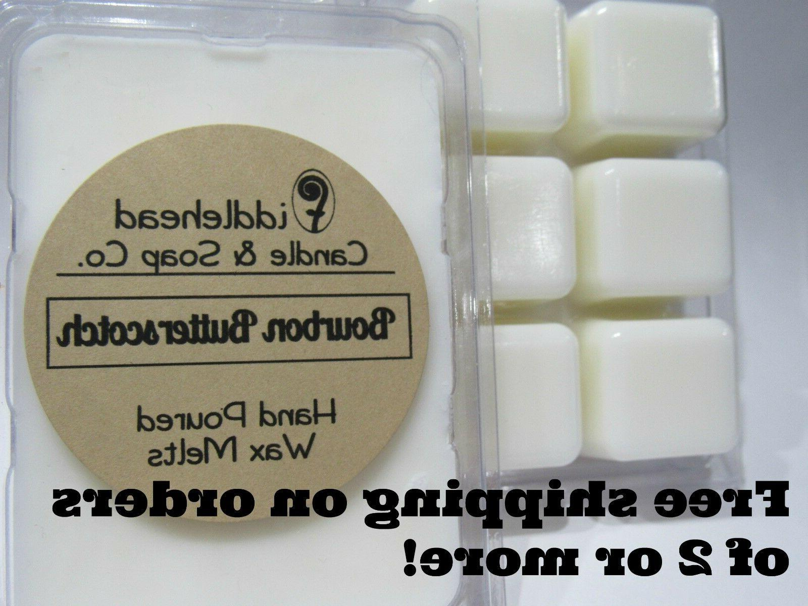 highly scented quality soy wax melts tarts