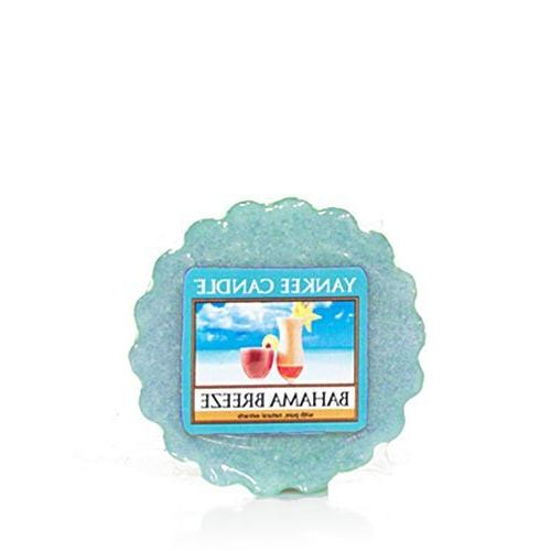 Yankee Candle Bahama Breeze Tarts Wax Melts | Count 1 | Fres