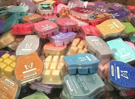 SCENTSY 3.2 WAX & HARD TO SCENTS- UPDATED 8/25
