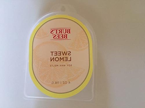 bees sweet lemon soy wax