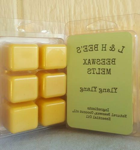 beeswax ylang ylang wax melts