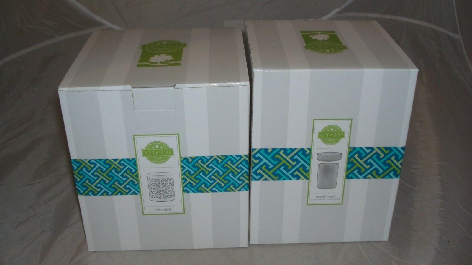 Scentsy Beloved & Sleeve Boxes FREE Shipping