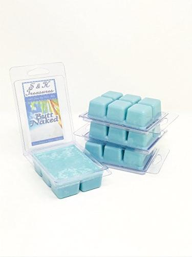 Butt Naked Soy Summer Scents - pack