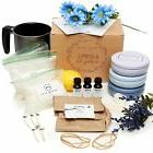 Natures Blossom Candle Making Kit - Make 3 Scented Soy Candl