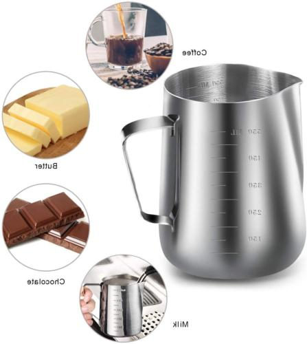 candle making pouring pot 550ml heat resisting