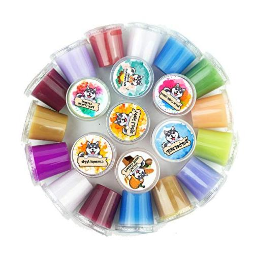 WoofWix Candle - Assorted- Mixed - Scented Wax - for