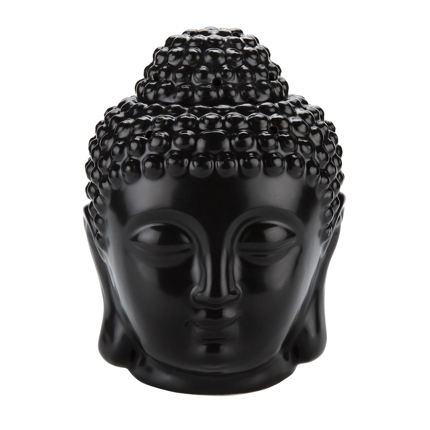 ceramic buddha head essential font b oil