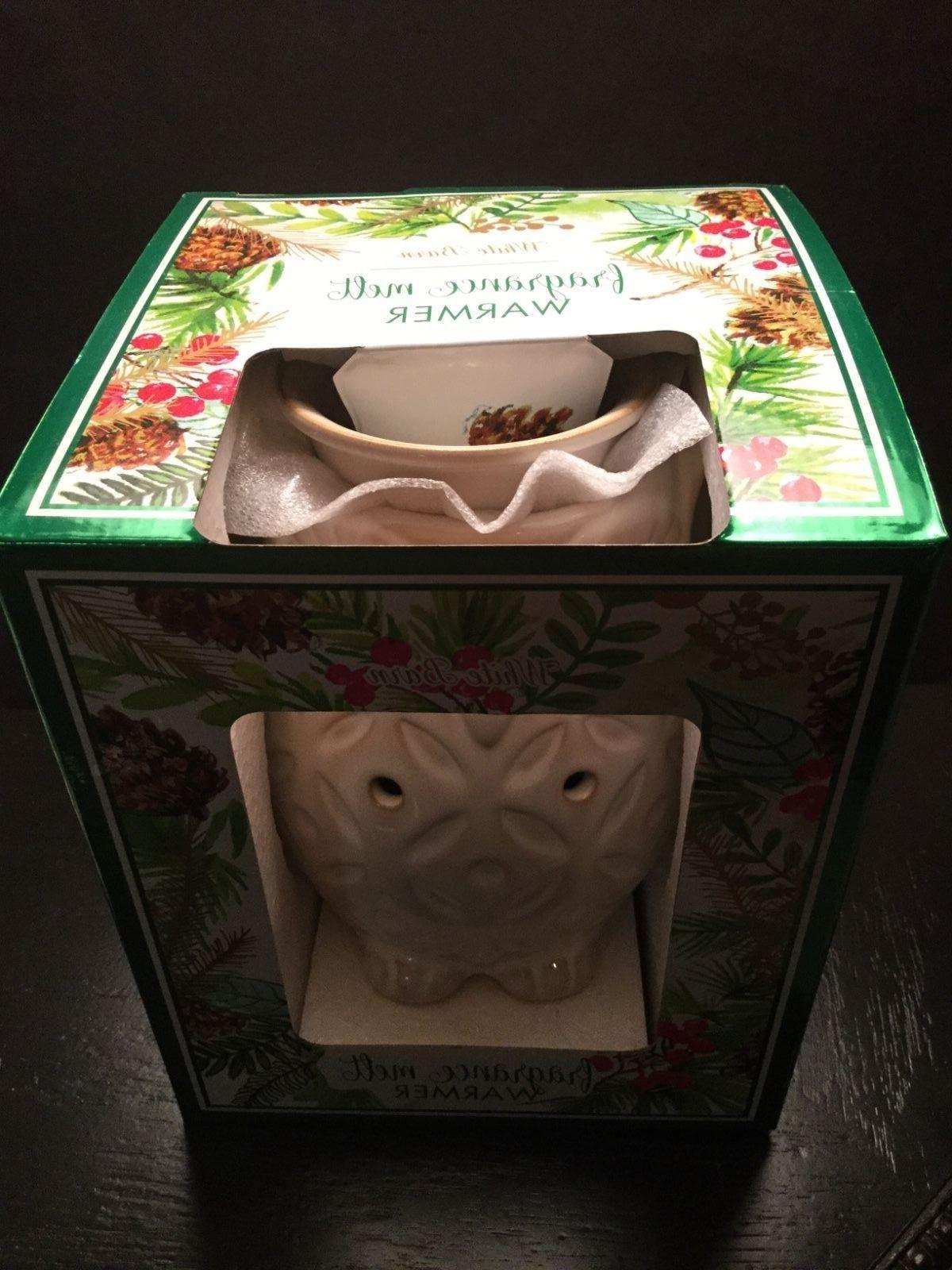 Bath Body Works Ceramic Electric NEW