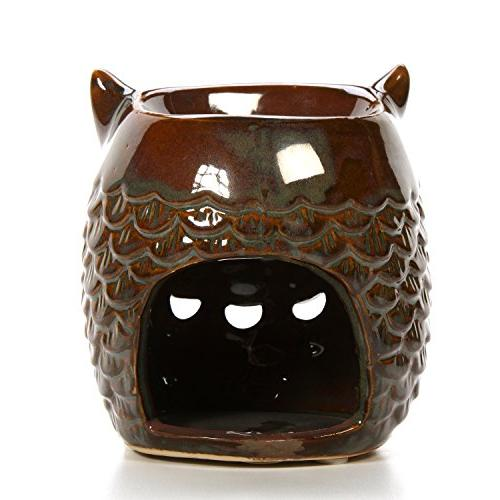 Hosley Warmer. and aromatherapy. with brand fragrance oils.