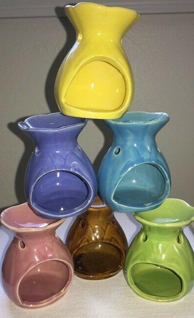 Ceramic Wax Melt Warmer Oil Burner Fragrance Tealight Candle
