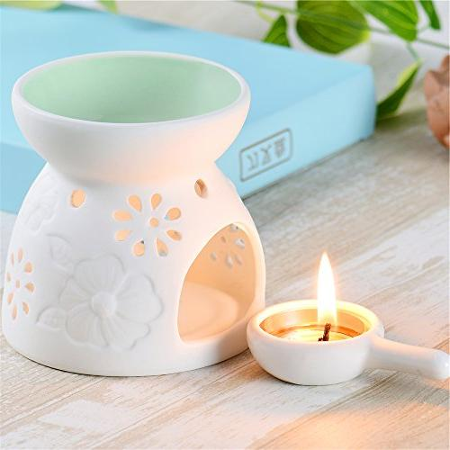 ceramic wax melts warmer
