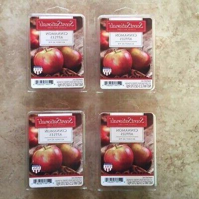 cinnamon apples as easy as pie wax
