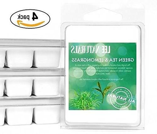 classics tea lemongrass soy wax
