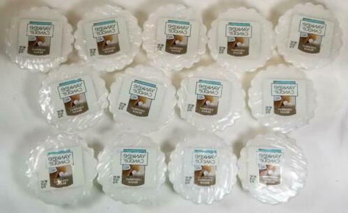 coconut beach fragranced wax tart