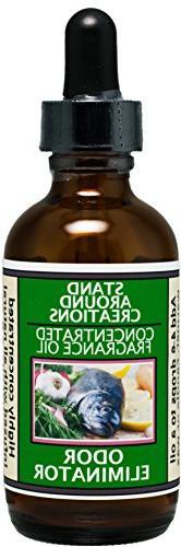 Concentrated Fragrance Oil - Scent - Odor Eliminator: Wipe o