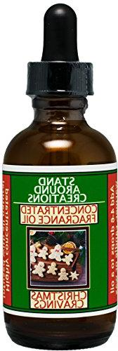Concentrated Fragrance Oil - Christmas Cravings: Top notes o