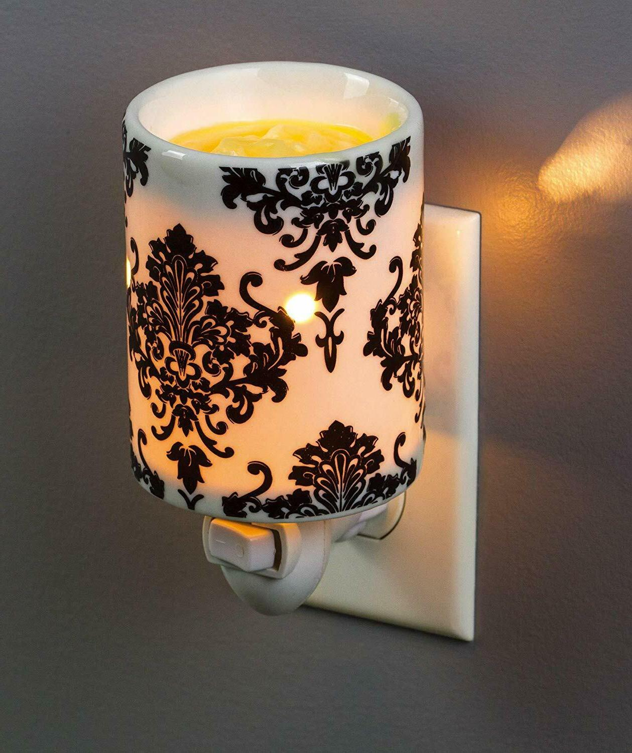 Electric Wax Plug In Scented Heater Scentsy Relax