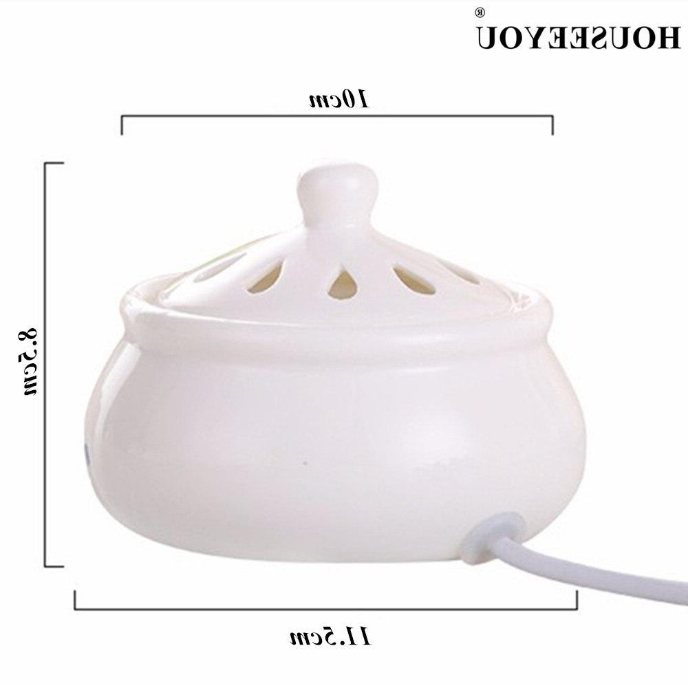 Electric Heater Fragrance Diffuser Ceramic Fragrance <font><b>Burner</b></font> Candle Warmer <font><b>Burner</b></font> <font><b>melt</b></font>