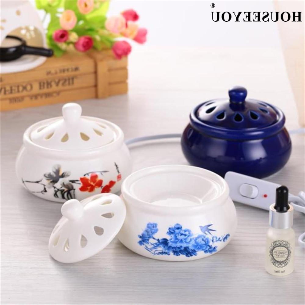 electric heater fragrance diffuser ceramic fragrance font