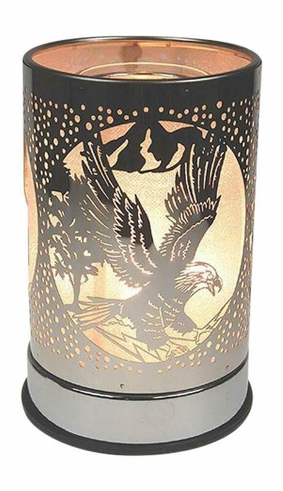 electric oil warmer wax melts clear eagle