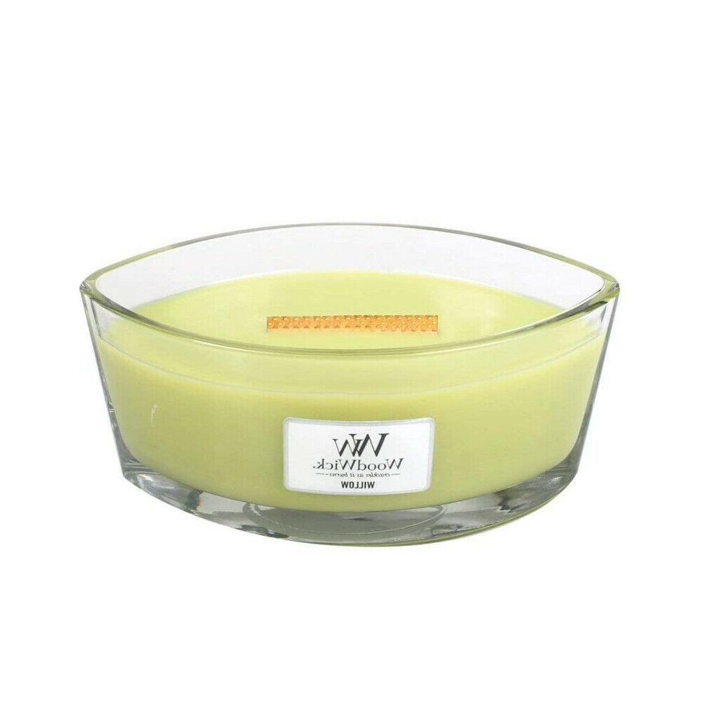 WoodWick Ellipse Candles a Crackling