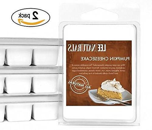 fall cheesecake soy wax melts