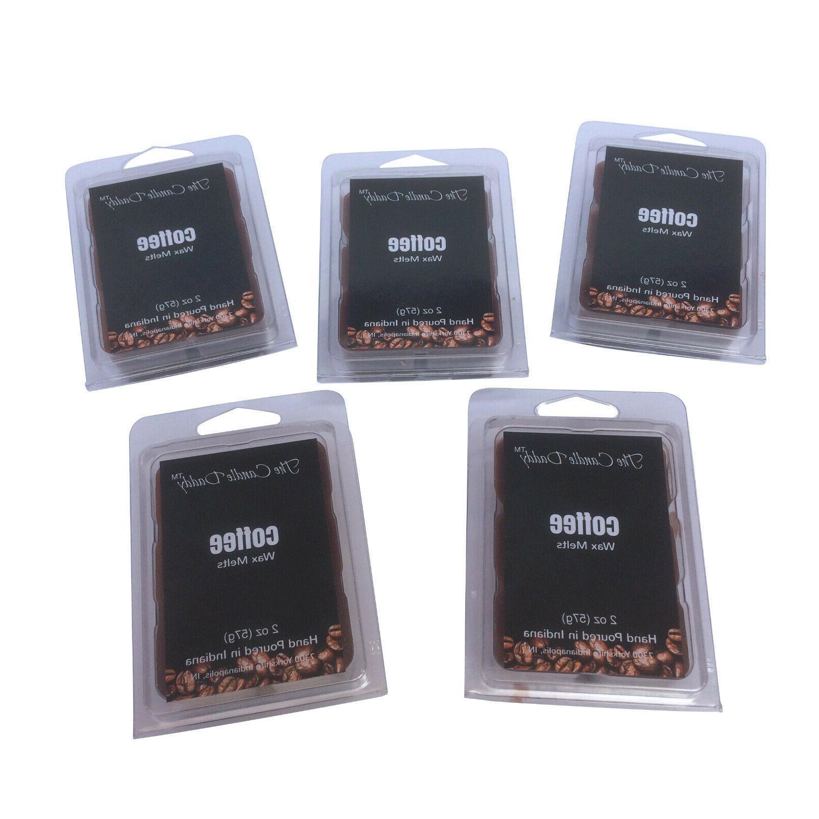 Five 10 oz. Wax Incense for burner