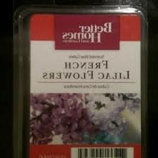 Better Homes and Gardens French Lilac Flowers Scented Wax Cu