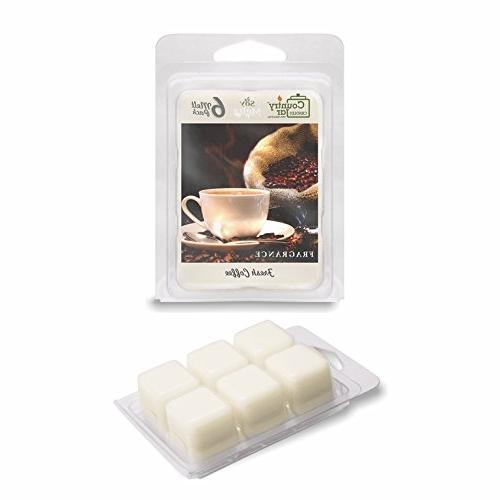 fresh coffee wax melts