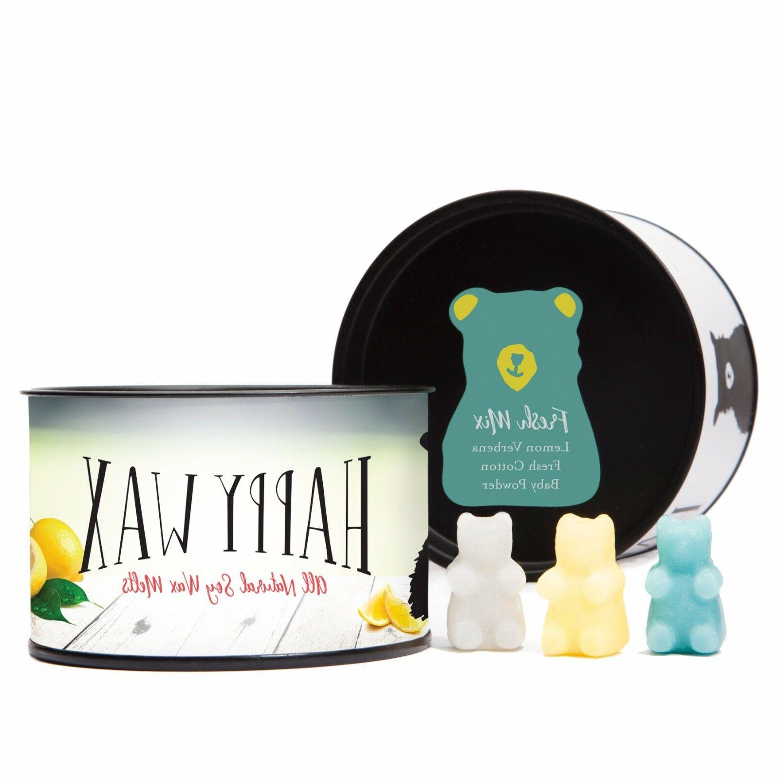 fresh mix scented soy wax melts fun