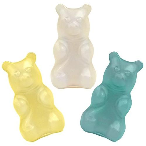 Happy Mix Soy Melts - Large Pouch 200 Hours Burn - Cute Shapes!