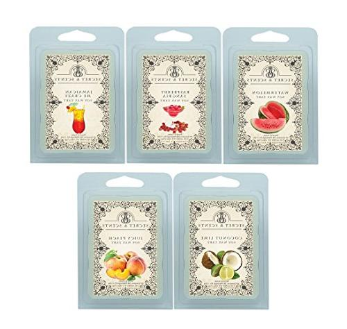highly scented soy wax melts
