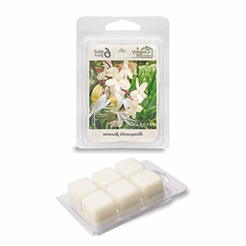 honeysuckle jasmine wax melts