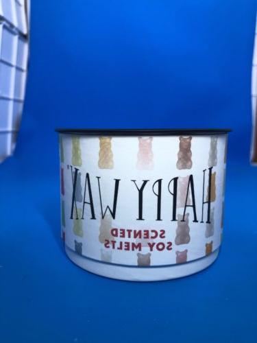 imports happy wax scented soy melts nib