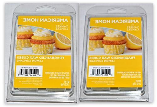 lemon cupcake scent yankee candle