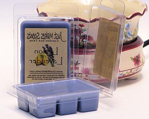 2 Pack Lavender Soy | Relaxing Fragrance | Made in USA Just Scents