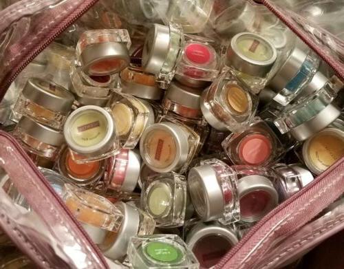 lot of 15 assorted mini testers wax