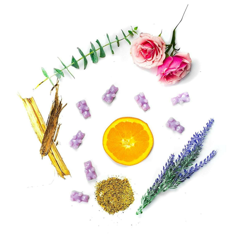LOT OF -Lavender Chamomile Happy Soy Fragrance