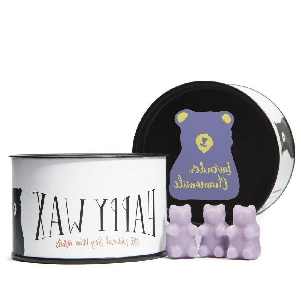 lot of 2 lavender chamomile soy melts