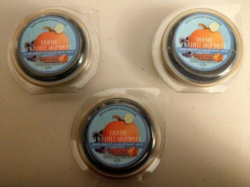 lot of 3 bath and body works