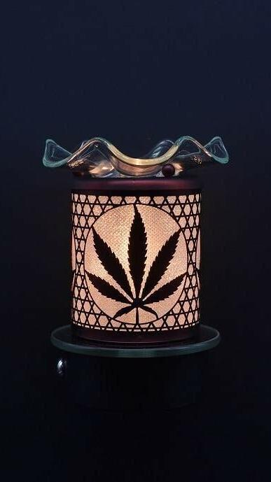 marijuana pot leaf plug in no cord