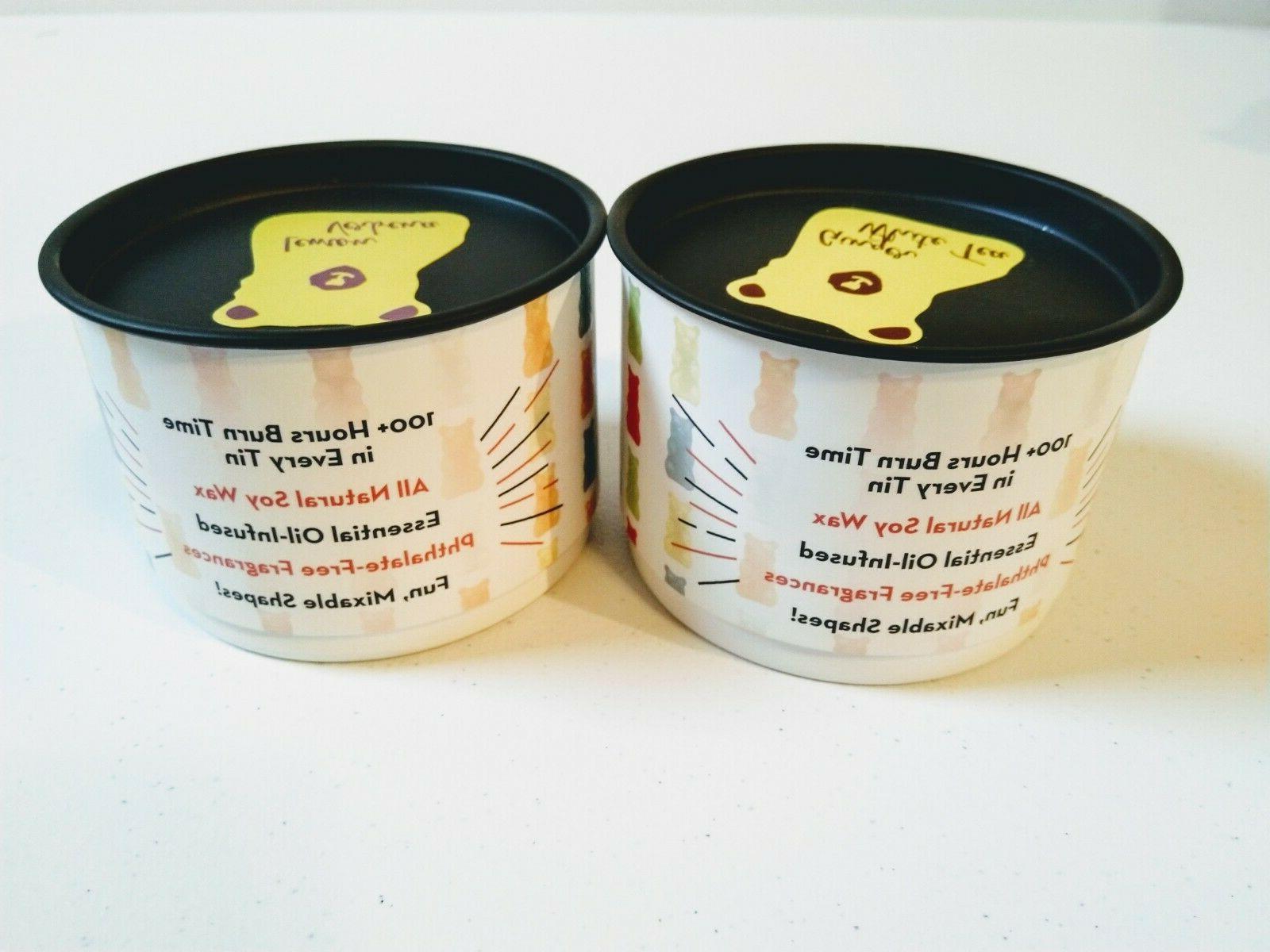 MIXED OF Happy Wax Ginger Tea/Lemon Wax