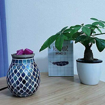 Mocosa Handcrafted Mosaic Electric Wax Melt Burner