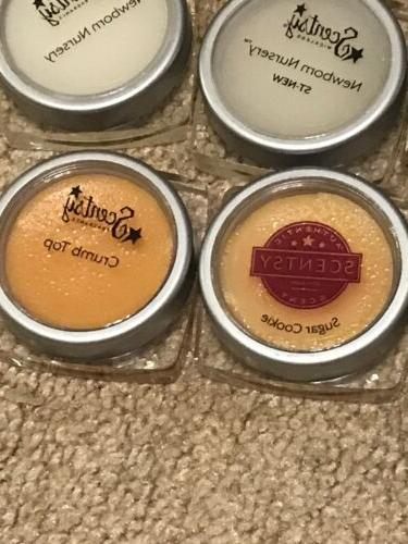 NEW LOT SCENTSY WAX Retired To Find