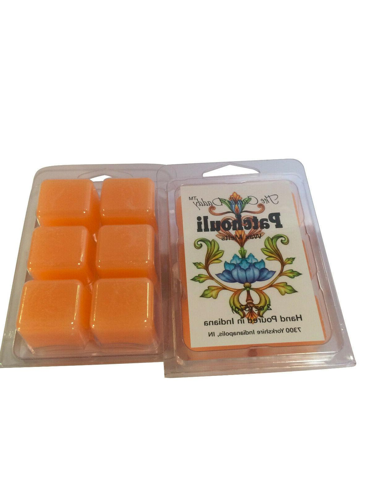 Patchouli Wax Tarts NEW Candle