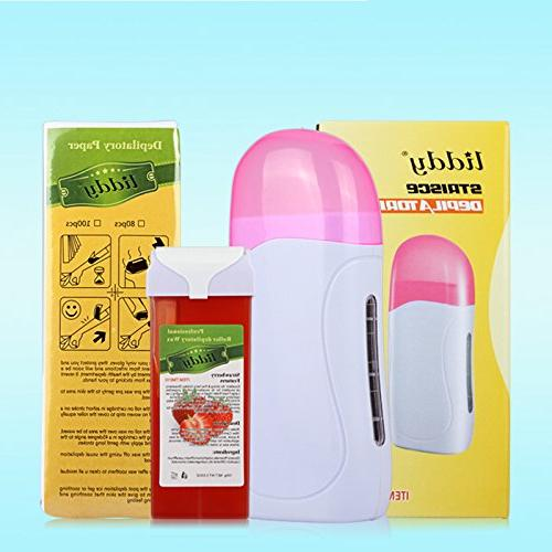 portable electric wax heater thermostatic