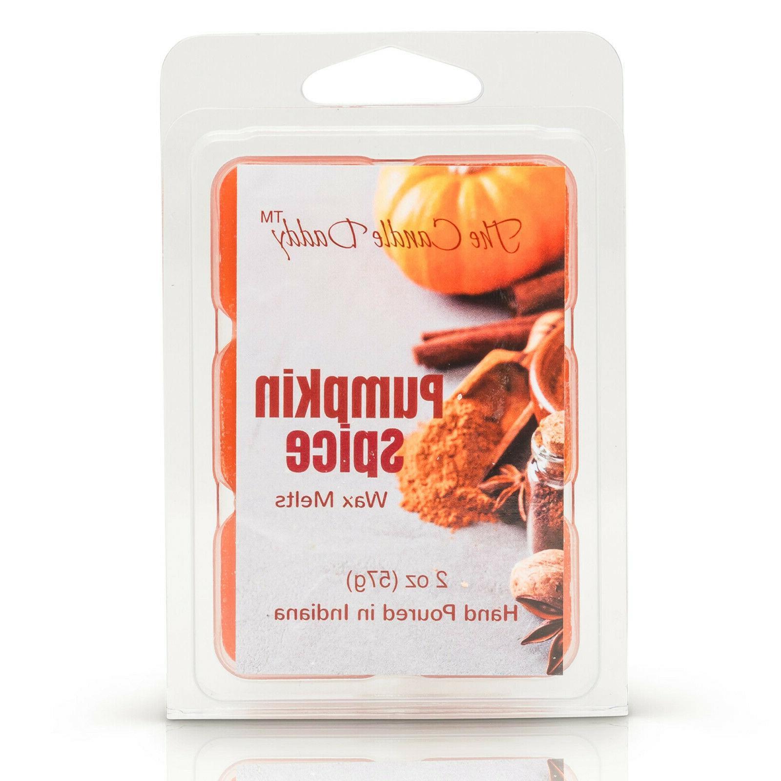 Pumpkin burner Candle Daddy