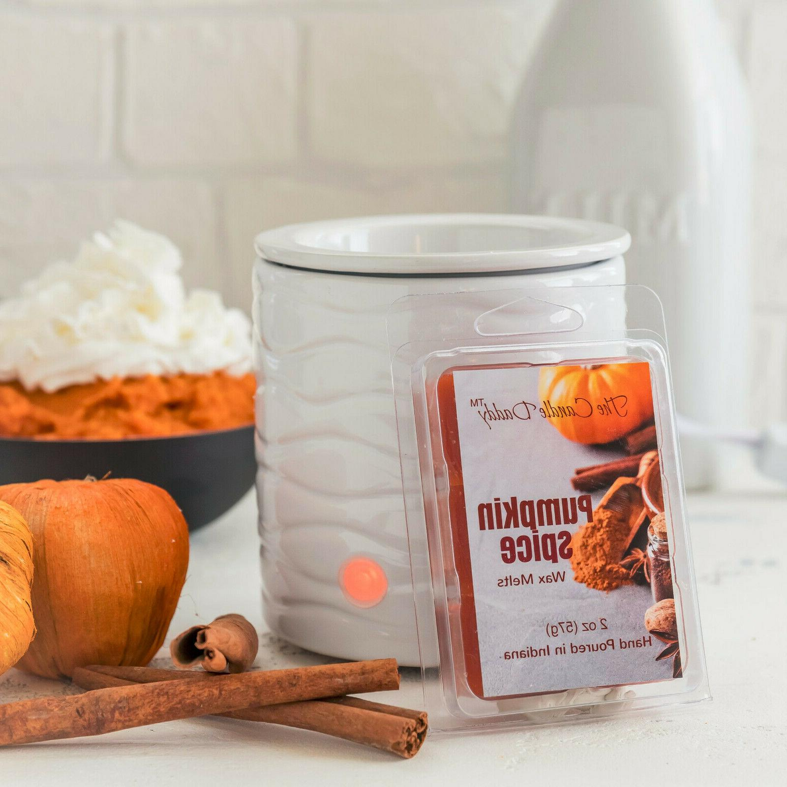 Pumpkin Melts tart/oil burner NEW The Daddy